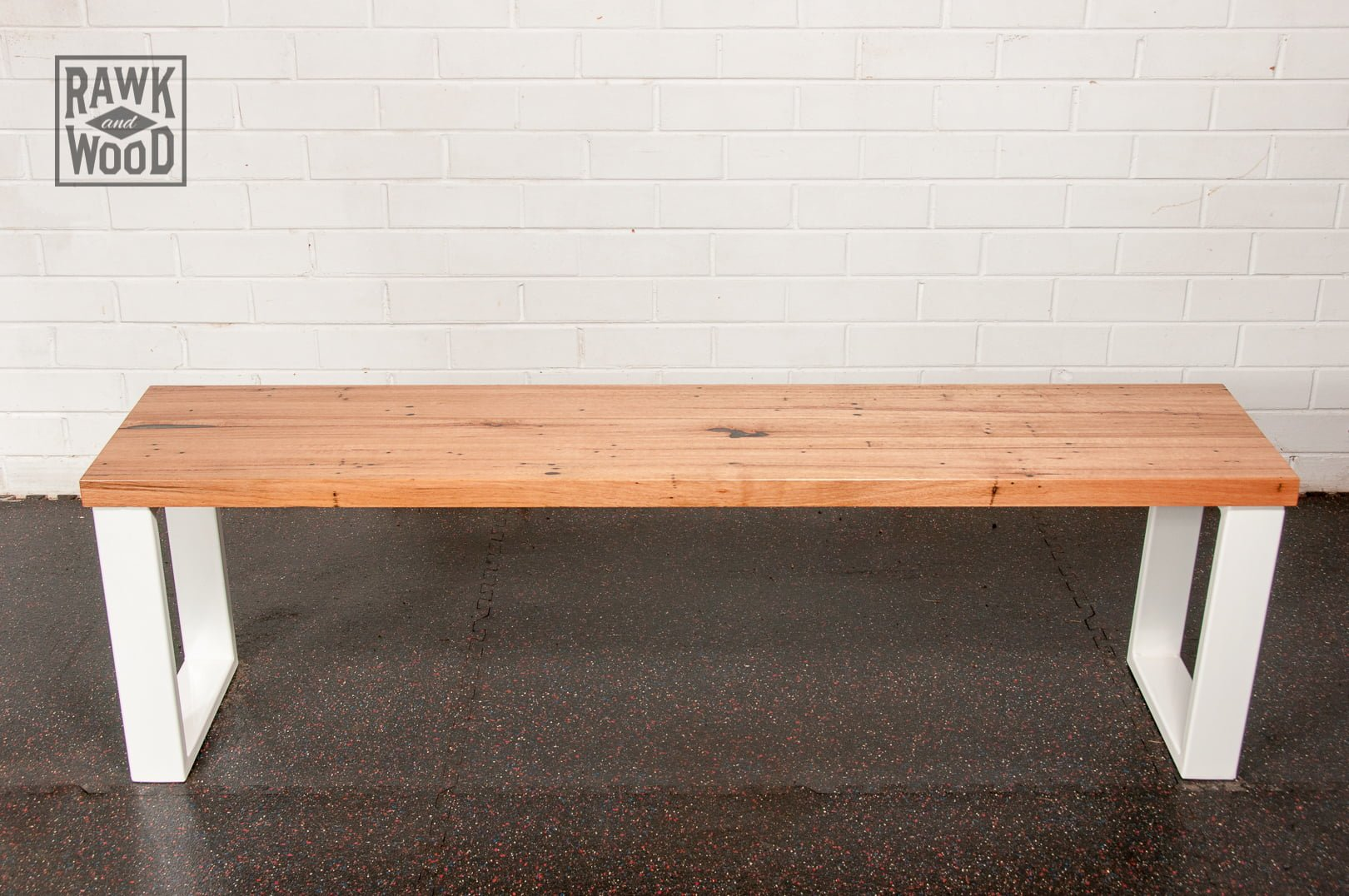 Recycled-Timber-Bench-Seat, made in Melbourne by Rawk and Wood