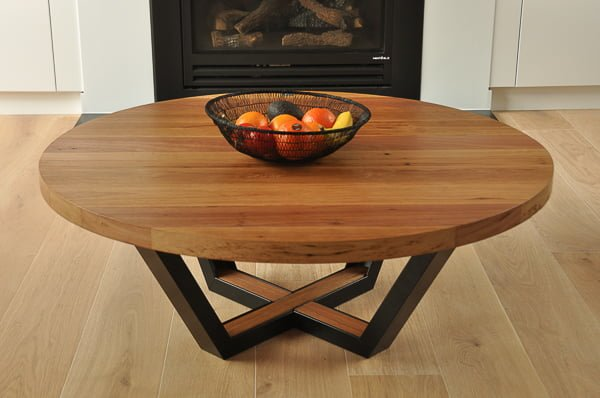 recycled wooden furniture. Recycled-Timber-Coffee-Table, Made In Melbourne By Rawk And Wood Recycled Wooden Furniture